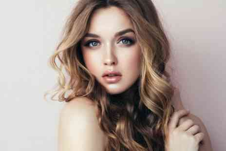 Ninas Hair Studio - Cut, Blow Dry and Treatment with Optional Half Head Highlights or Full Head Colour - Save 47%