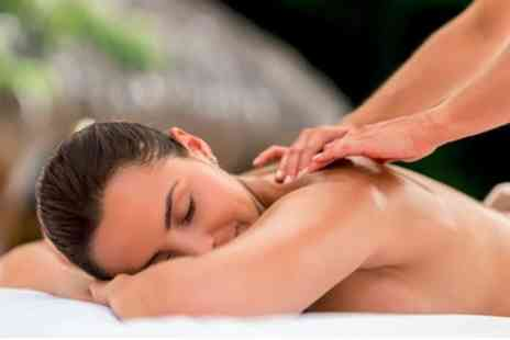 Be Holistic - Choice of 60 Minute Massage - Save 49%