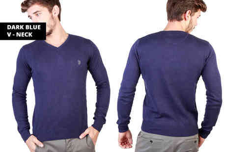 Brands Store - US polo sweatshirt choose from 12 designs - Save 71%