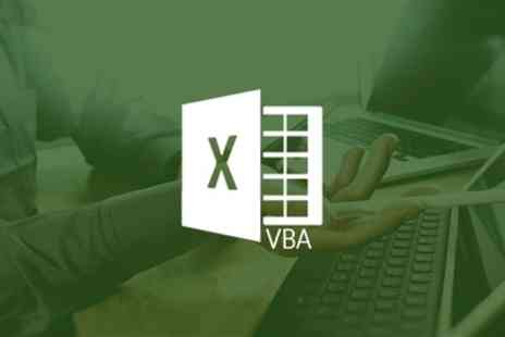 Excel with Business - Basic or Advanced Microsoft VBA Online Course, or Both Courses from Excel with Business - Save 68%