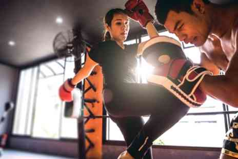 NJB Personal Fitness - Five or Ten Fitness and Muay Thai Classes or One Month Access to Classes - Save 80%