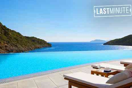 Daios Cove Luxury Resort & Villas - Five Star Spectacular Sea Views and Private Pools - Save 43%