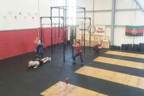 CrossFit FearNaught - Two or Five CrossFit Sessions for One or Two - Save 50%