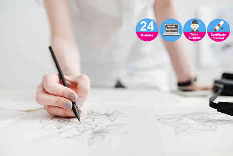 Didaction - Drawing course - Save 89%