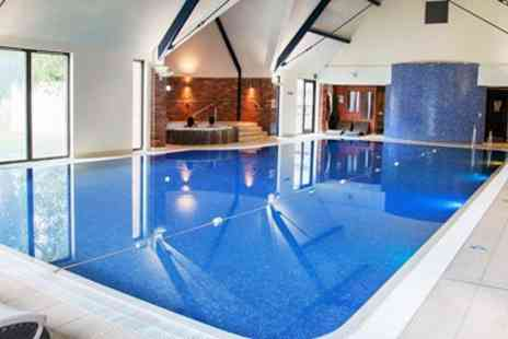 Aldwark Manor - North Yorkshire spa day with massage & facial - Save 0%