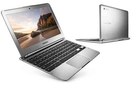 The IT Refurbisher - Refurbished Samsung Chromebook - Save 75%