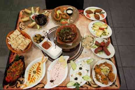 Barru - 10 Meze for Two or 20 Meze for Four with Glass of Wine Each - Save 70%