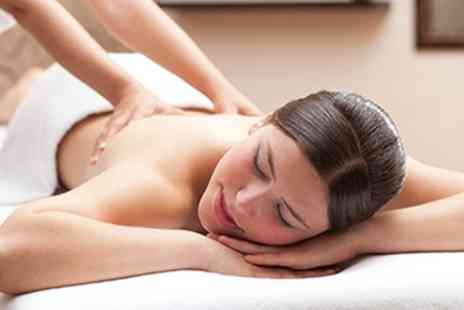 Aspire Hair and Beauty - 30 Minute Back, Neck and Shoulder or 60 Minute Full Body Massage - Save 36%