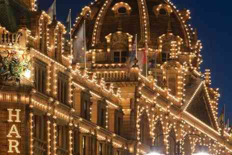 Premium Tours - Christmas Lights Tour of London, See All the Festive Sights on this Amazing Double Decker Vintage Bus Tour - Save 56%