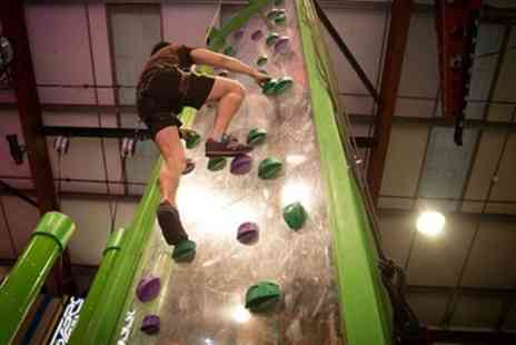 Clip n Climb Chelsea - Climbercise Fitness Workout Sessions - Save 39%