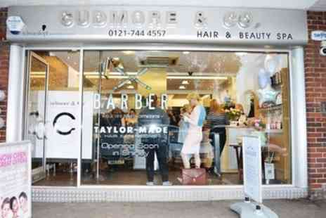Cudmore & Co - Cut and Blow Dry with Optional Conditioning, Highlights or Colour - Save 66%