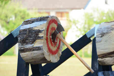 Blyth Activity Centre - One hour axe and knife throwing experience for one person - Save 71%