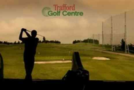 Trafford Golf Centre - 150 Driving Range Balls Plus Club Hire - Save 54%
