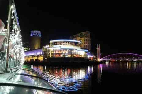 Manchester River Cruises - Christmas Music Cruise - Save 0%