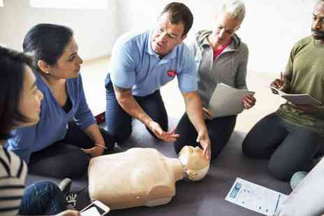 Meaningful Change - HSE And Ofqual Accredited one day first aid course - Save 64%
