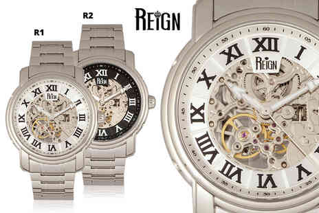 Reign Watches - Mens luxury Kahn automatic watch plus delivery included - Save 88%