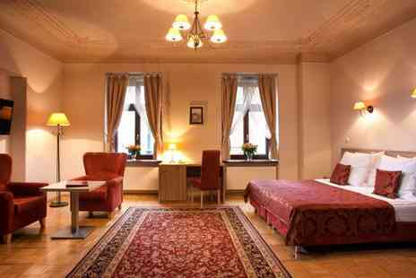 Hotel Santi - 18th Century Town House Stay For Two in Old Town - Save 71%