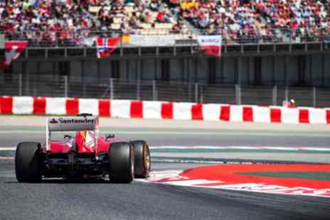 Europlayas - Up to 5 Nights with Breakfast, Dinner and F1 Race Tickets, with Option for Transfers - Save 0%