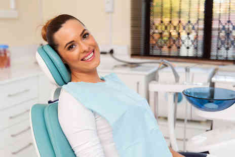 Barming Dental Centre - Dental check-up with a scale, polish and two x rays - Save 73%