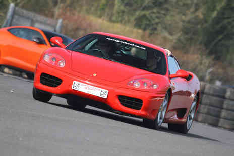 Driving Experiences 4 U - Six lap junior driving experience in a choice of supercars - Save 61%