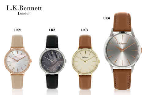 Brand Arena - An LK Bennett ladies watch choose from 15 styles - Save 80%