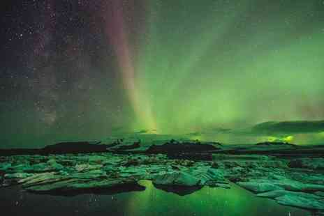 Alda Hotel - Four Star Incredible Icelandic Escape with Excursions For Two - Save 0%