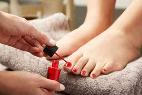 Midkent College - OPI Gel Manicure, Pedicure or Both - Save 44%