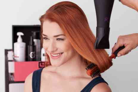 Kikis hair care - Wash, Cut and Blow Dry with Optional Half or Full Head Highlights - Save 25%