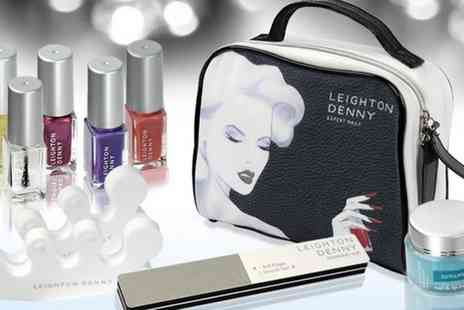 Groupon Goods Global GmbH - Leighton Denny Nail Collection Sets - Save 0%