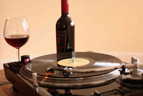 Stylus Vinyl - Three Month Vinyl and Wine Subscription - Save 0%