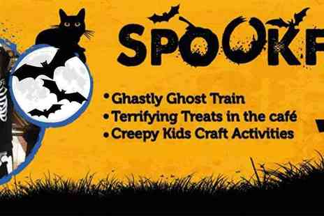 London Museum of Water & Steam - SpOOkfest Ticket - Save 48%