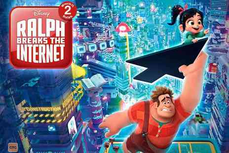 BFI - Ralph Breaks the Internet Preview Screening at the BFI, See the Newest Disney Blockbuster Before Anyone Else - Save 20%