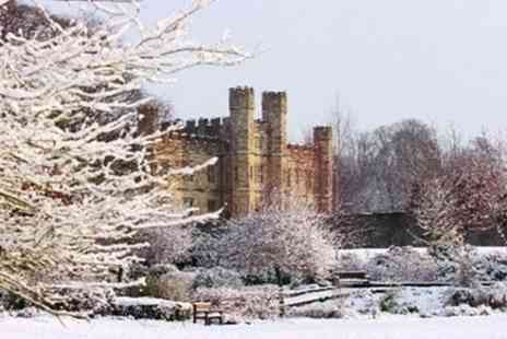 Evan Evans Tours - Boxing Day Tour from London, Leeds Castle, Canterbury, and Dover - Save 0%