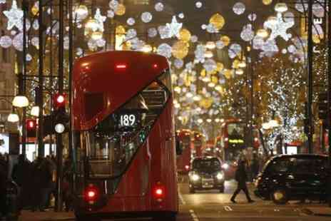 Evan Evans Tours - Christmas Special, Afternoon Tea at Westminster Abbey and Lights Tour - Save 0%