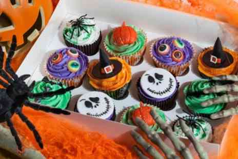 3D Cakes - 12 Halloween or Christmas Cupcakes - Save 71%