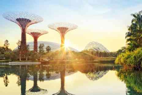 Away Holidays - Singapore city break with flights & free nights - Save 0%