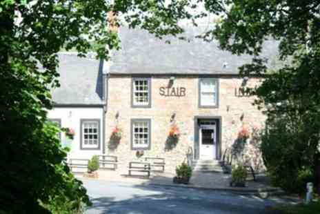 Stair Inn - One to Three Nights for Two with Breakfast, Tea or Coffee on Arrival and Option for Dinner - Save 48%