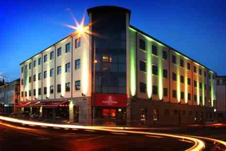 Station House Hotel Letterkenny - One to Three Nights Stay For Two for Two with Breakfast and Hot Drink and Muffin on Arrival - Save 0%