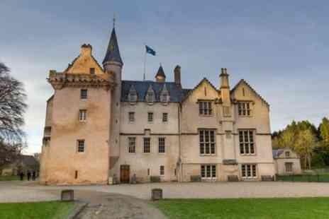 Rabbies Trail Burners - Four Star day Scottish Castles Experience Small Group Tour from Edinburgh - Save 0%