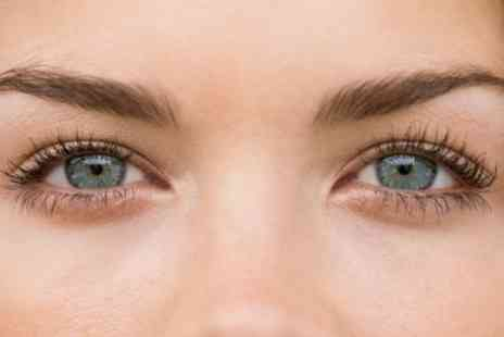 The Attic Hair & Beauty - Eyelash Lift with Optional Eyebrow Shape and Tint - Save 58%
