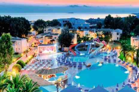 Jetline Holidays - Seven night Corfu all inclusive holiday with flights - Save 0%