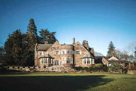 Cragwood Country House Hotel - One or two night Lake District stay for two with breakfast and cream tea - Save 41%