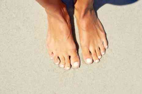 Chislehurst Podiatry Practice - One or Two Laser Nail Fungus Treatment - Save 30%