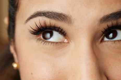 Beauty Lounge - LVL Eyelash Treatment with Optional Eyebrow Tint and Wax - Save 69%