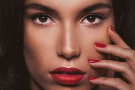 Beauty Lounge - Gel Manicure or Pedicure or Both - Save 27%
