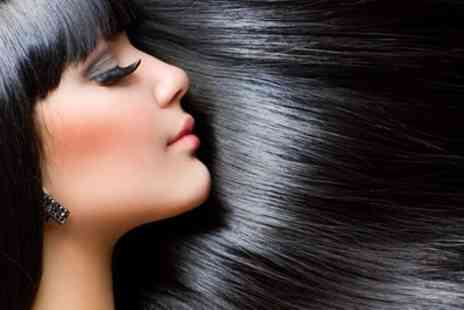 Fusion Salon - Cut and Blow Dry with Condition, Full Head Tint or Colour or Half Head Highlights - Save 55%