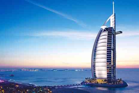 Cruise Nation - Twelve night Dubai & Emirates cruise with flights & stay - Save 0%