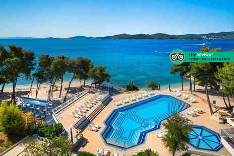 Weekender Breaks - Four, five or Seven night 4 Star Croatia beach break with return flights - Save 30%