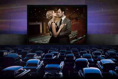 The Drive In Cinema - Drive in cinema ticket for one car with up to seven passengers - Save 48%