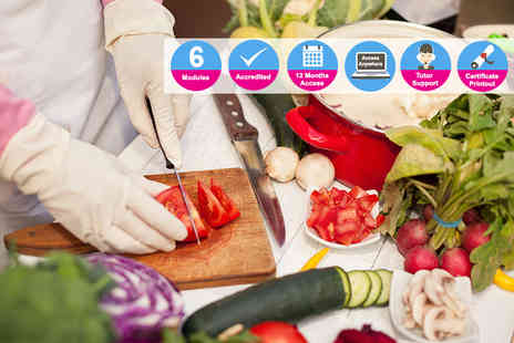 Oplex Careers - Level 3 food safety and hygiene course - Save 94%